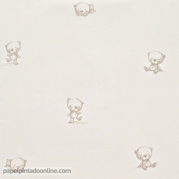 Papel Pintado Babies 10127