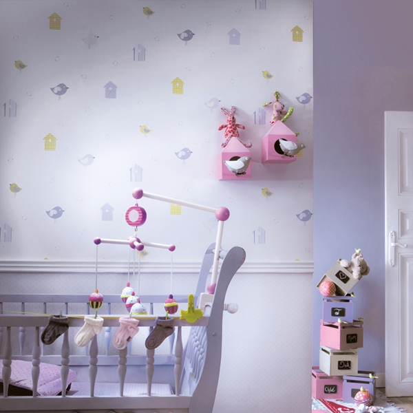 Papel pintado infantil en barcelona papel pintado barcelona - Cenefas papel pintado para paredes ...