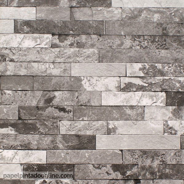 Papel Pintado Piedra 259C