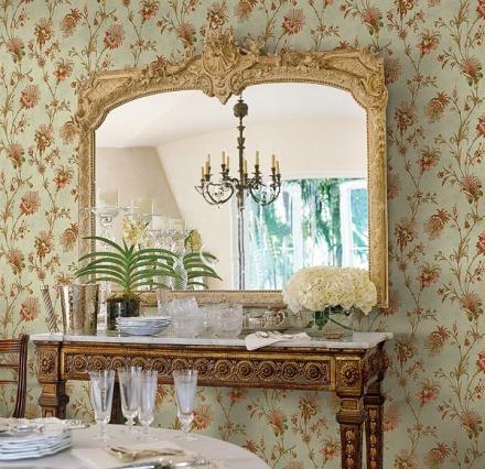 Papel Pintado Paris Floral
