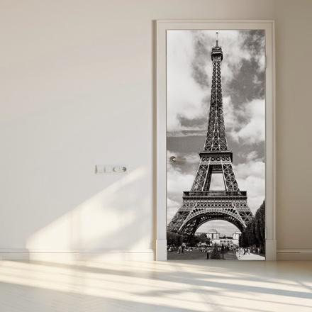 Fotomural Puerta Torre Eiffel ref. 524 Eiffel Tower