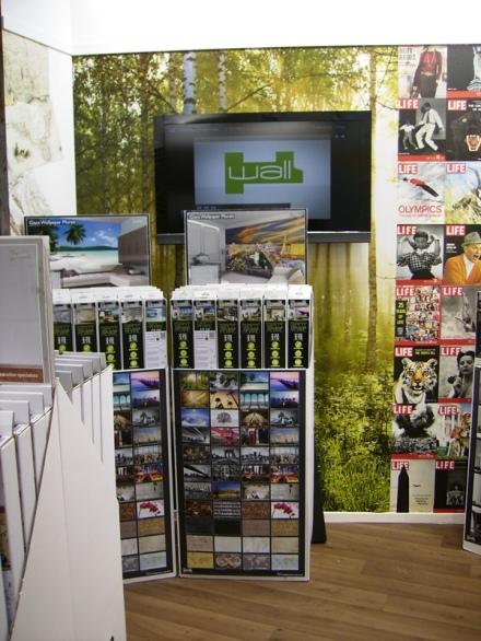 Fotomurales DC 1 Wall en Heimtextil