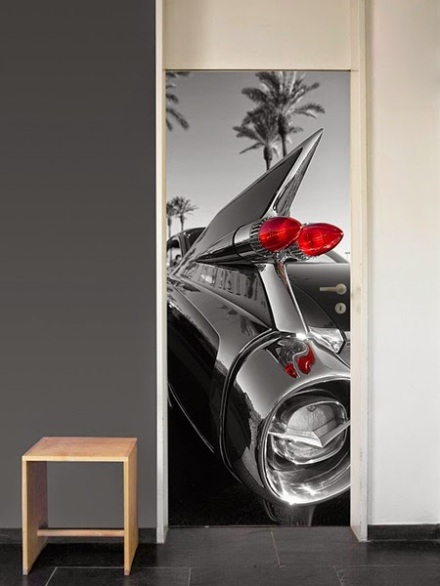 Fotomural Puerta Coche Clasico ref. 551 Classic Car