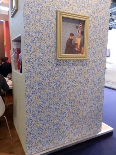 Papel Pintado Acuarela Van Gogh