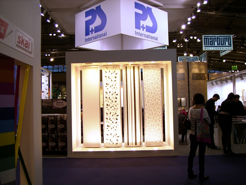 Stand Ps International
