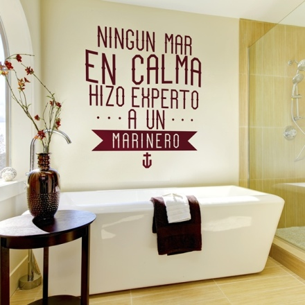Vinilo Decorativo Texto TE025
