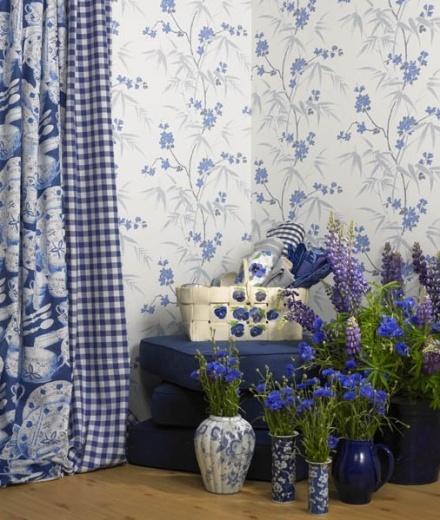 Papel Pintado Floral 4864-4