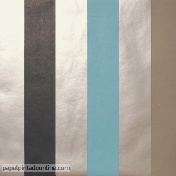 Papel pintado barato en liquidaci n papel pintado barcelona for Papel pintado azul y plata