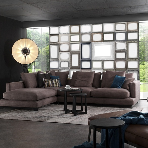 Decorar con espejos una pared c64p frames 001 papel - Espejos para decorar paredes ...