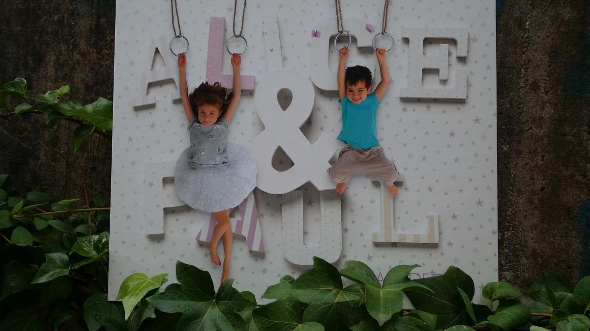 Papel Pintado Alice and Paul Novedad