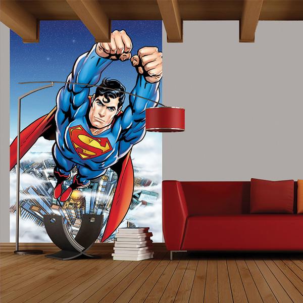 Fotomural Superman