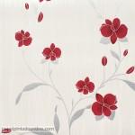Papel pintado flores 9745-06