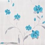 Papel pintado flores 9745-18