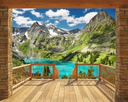 Alpine Mountain 43619