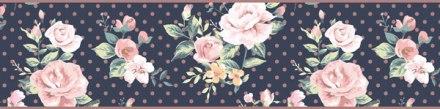 Cenefa Floral CEF004