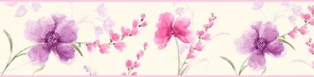Cenefa Floral CEF011