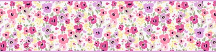 Cenefa Floral CEF013