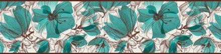 Cenefa Floral CEF020