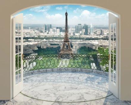 Eiffel Tower in Paris 43589