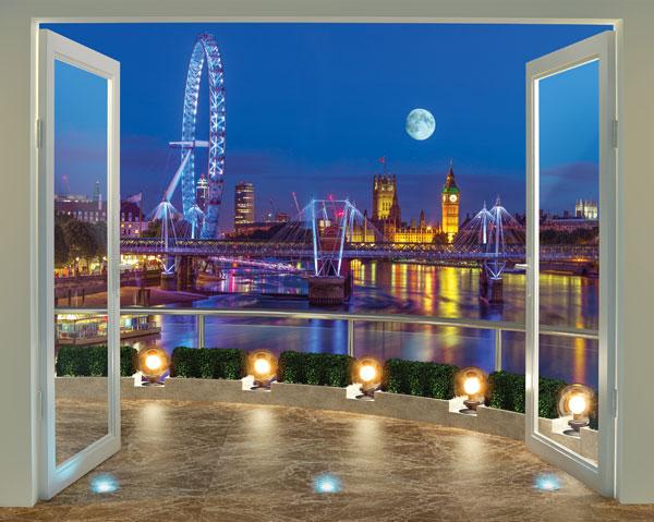 London Skyline 43596