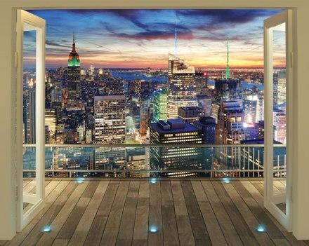New York City Skyline 43558