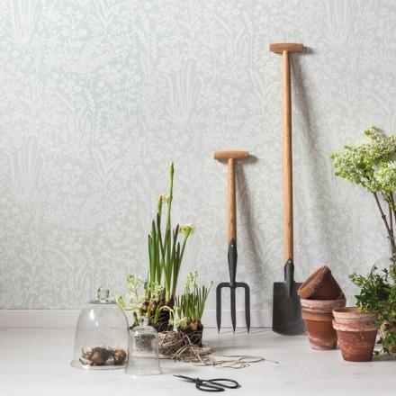 Papel pintado Plantas Naturaleza estilo nórdico