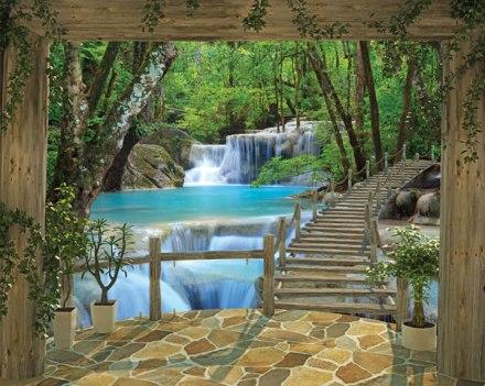 Waterfall 43602