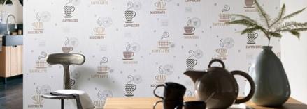 Papel pintado A La Maison Cocinas y Baños