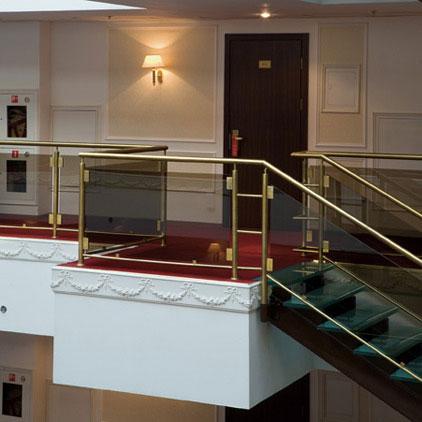 Molduras decorativas hoteles