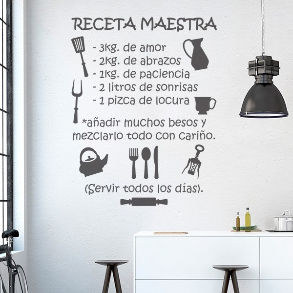 Vinilos decorativos cocinas papel pintado barcelona - Papel vinilo para cocinas ...