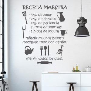 Vinilo Cocina CO031