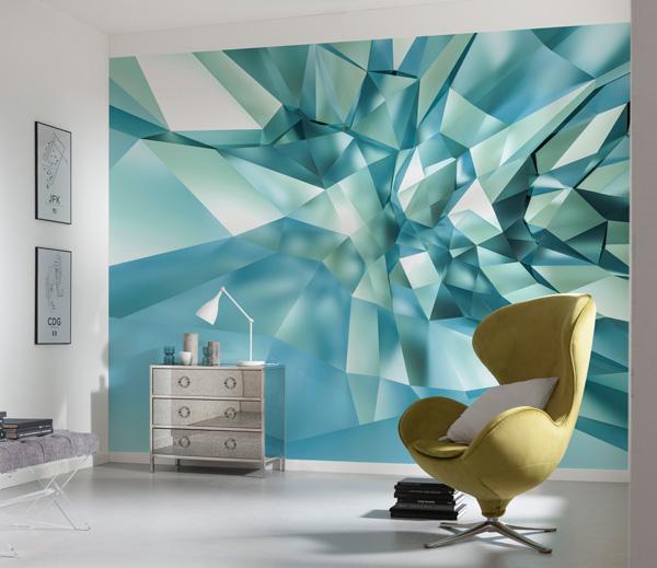 murales decorativos komar tendencias modernas papel pintado barcelona. Black Bedroom Furniture Sets. Home Design Ideas