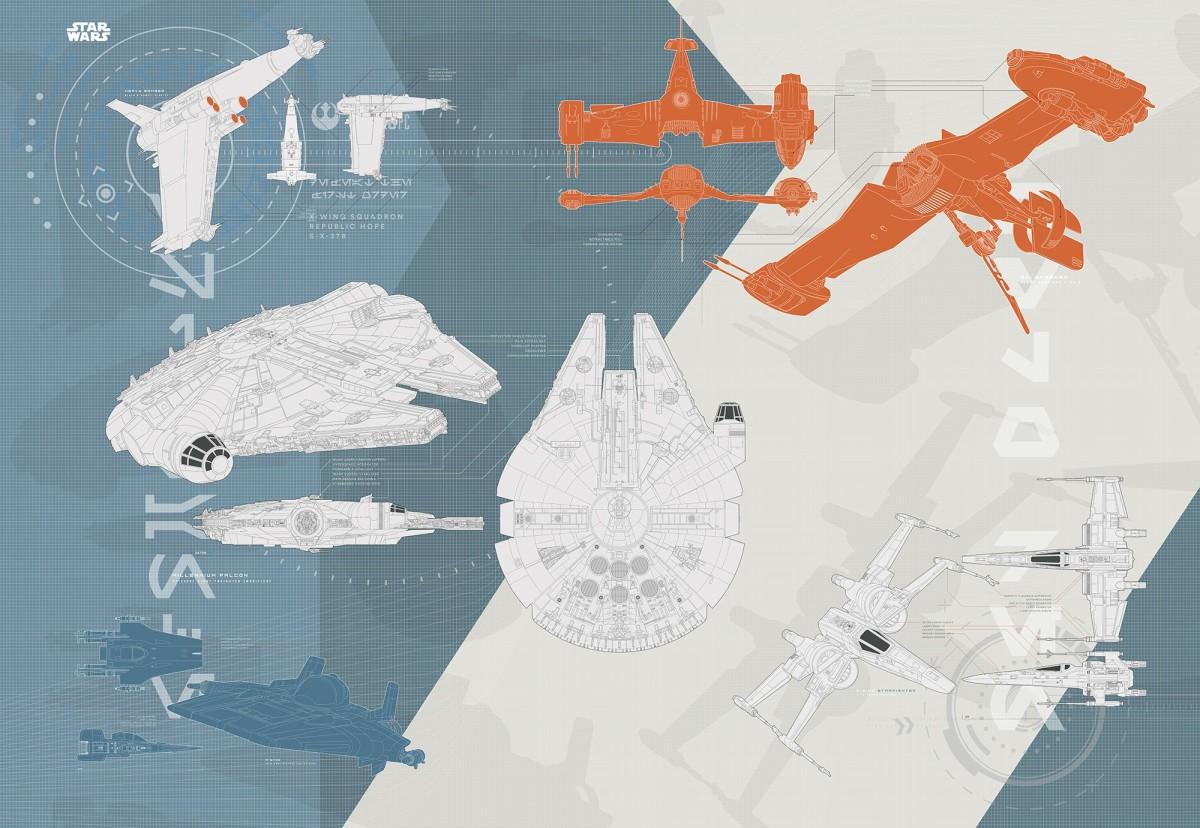 Star Wars 8-4001