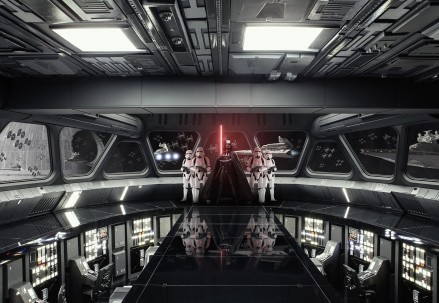 Star Wars 8-445