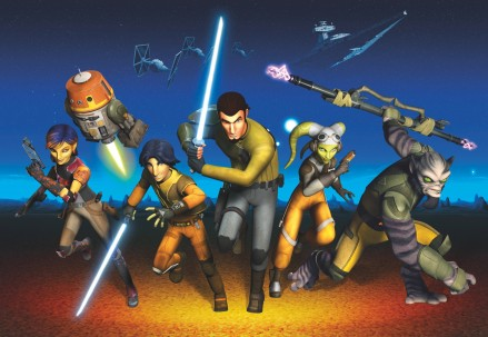 Star Wars 8-486