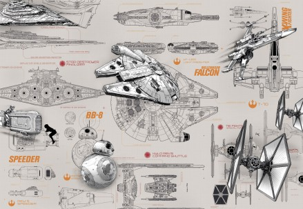Star Wars 8-493