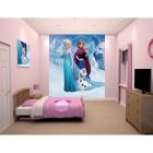 Habitación Infantil Decorada con Frozen mural