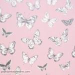 Papel pintado mariposas 954