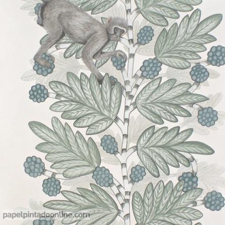 Papel pintado The Ardmore collection Acacia 109-11052