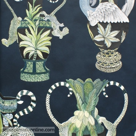 Papel pintado The Ardmore collection Khulu Vases 109-12058