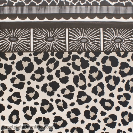 Papel pintado The Ardmore collection Zulu Border 109-13061