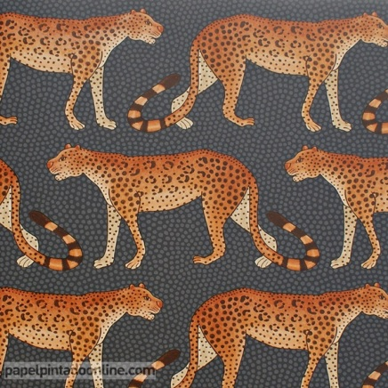 Papel pintado The Ardmore collection Leopard Walk 109-2008