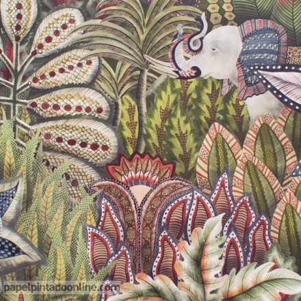 Papel pintado The Ardmore collection Singita 109-7034