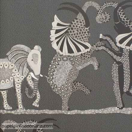 Papel pintado The Ardmore collection Safari Dance 109-8039