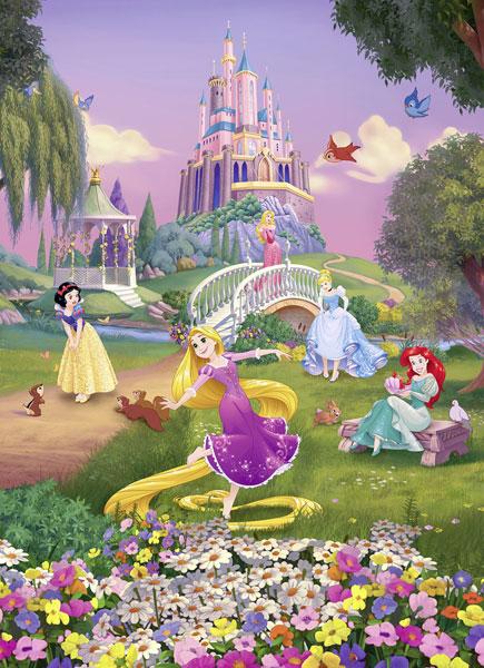 Fotomural Princess Sunset 4-4026