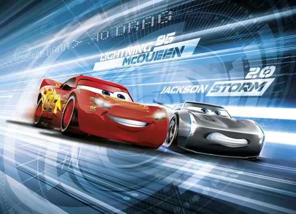 Fotomural Cars3 Simulation 4-423