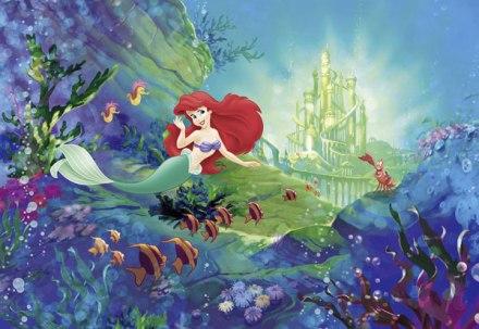 Fotomural Ariel Castle 8-4021