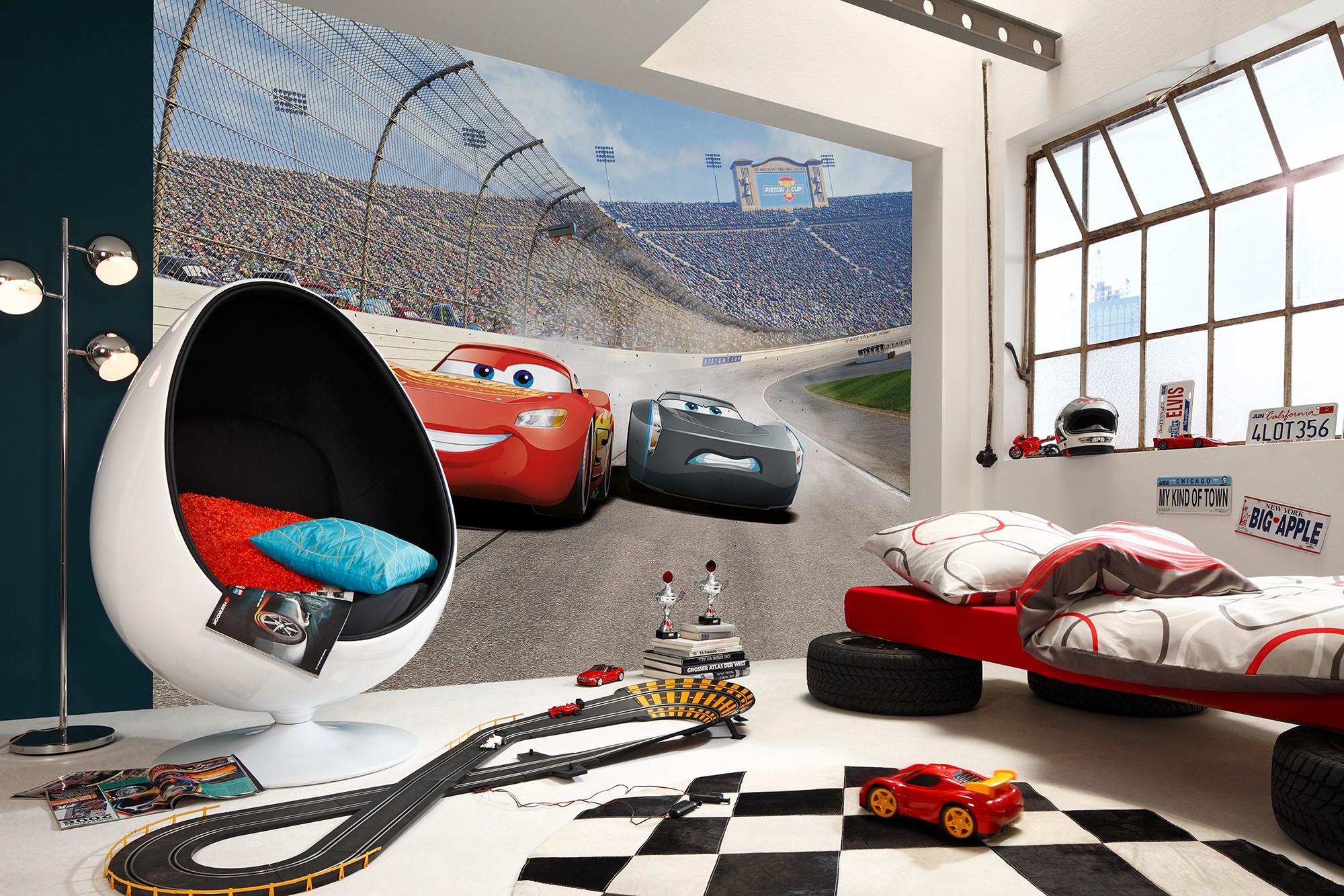 Mural Cars3 Curve 8-403