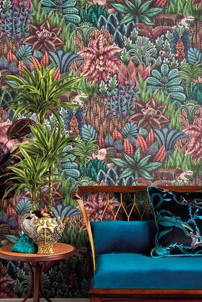 Papel pintado The Ardmore collection Singita