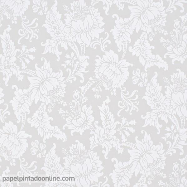 Papel pintado flores 5292-2